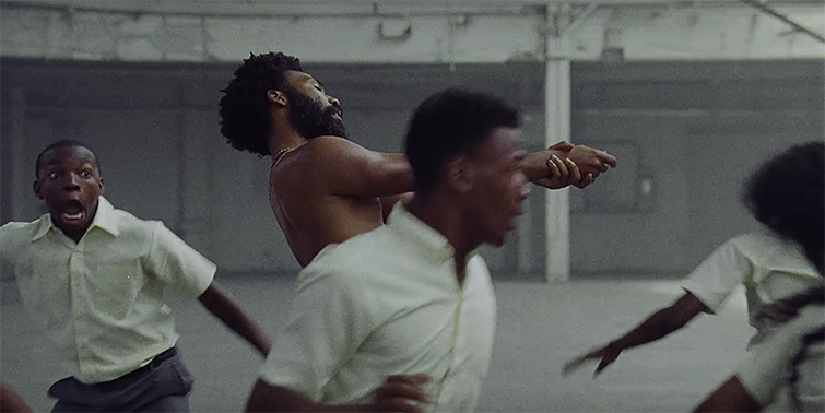"Interview: The Editor of ""This is America"" on Building the Iconic Video — Production Shot"