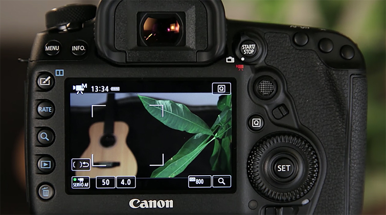 Using Canon 5D Mark IV's Auto-Focus While Shooting Video — FlexiZone Multi