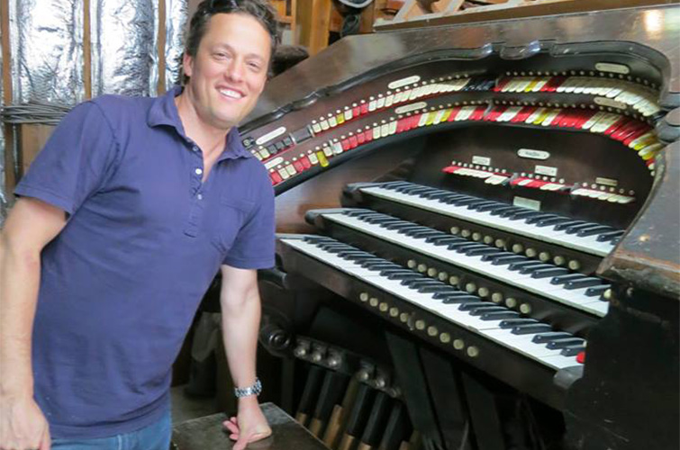 Interview: Keeping Score with Film and Television Composer Nathan Barr — Wurlitzer