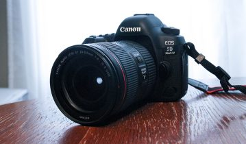 A Field Guide to the Canon 5D Mark IV's Built-in Wi-Fi