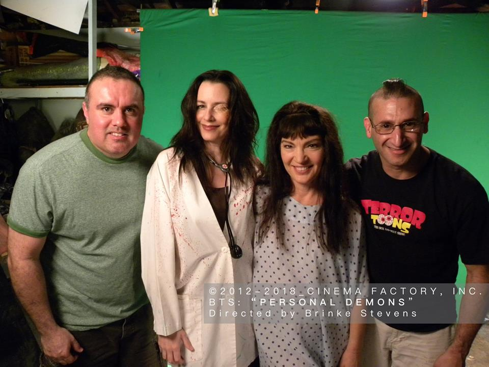 Round Table: Scream Queens on What Every Horror Director Needs to Know — Brinke Stevens