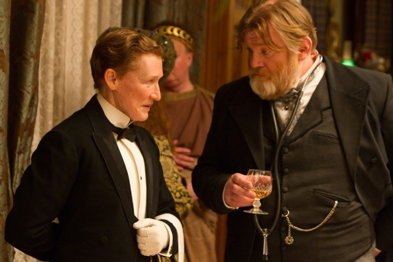 Interview: Behind the Scenes with Producer Bonnie Curtis — Albert Nobbs