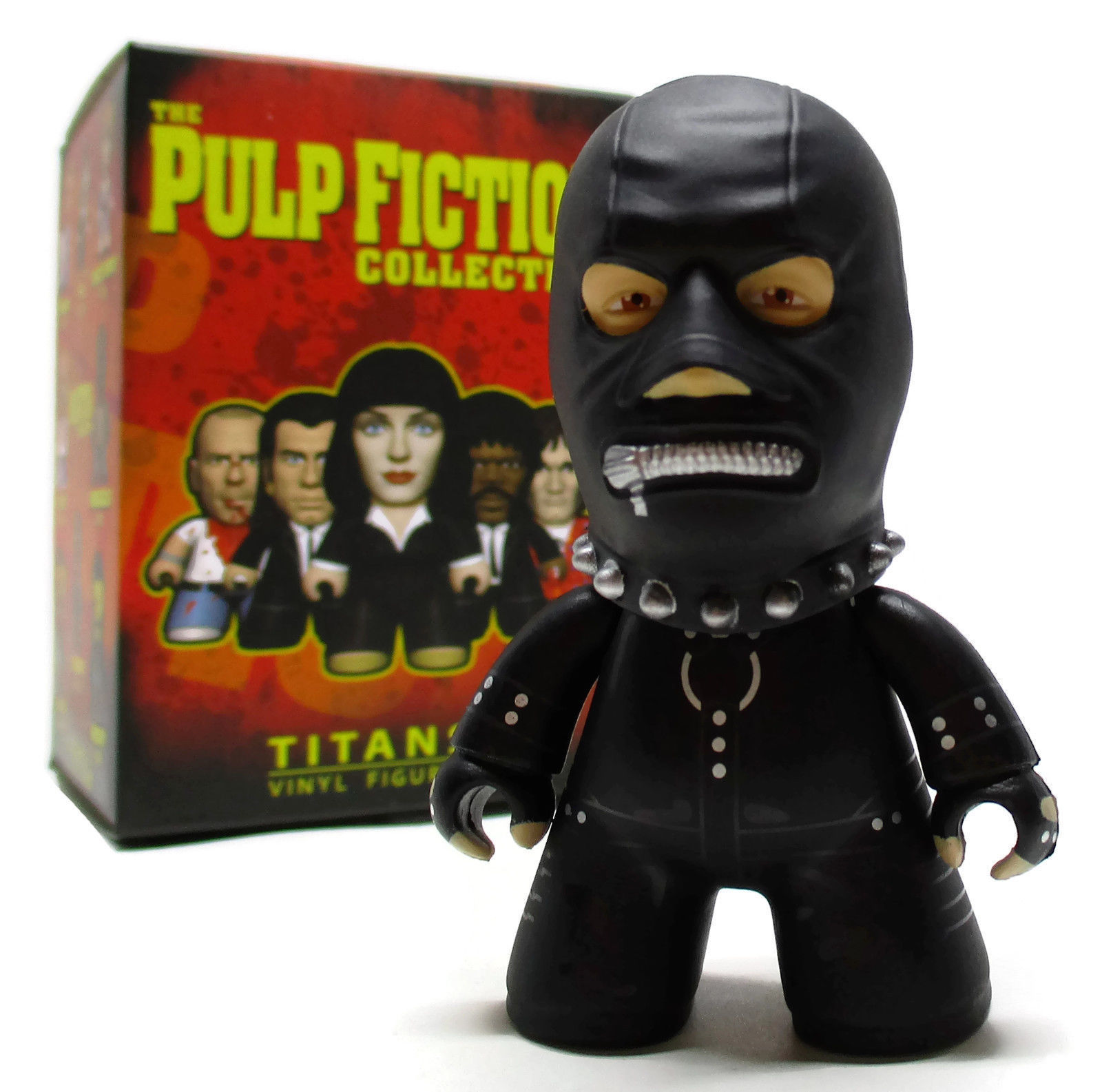 Go Behind Pulp Fiction's Gimp Mask with Steve Hibbert