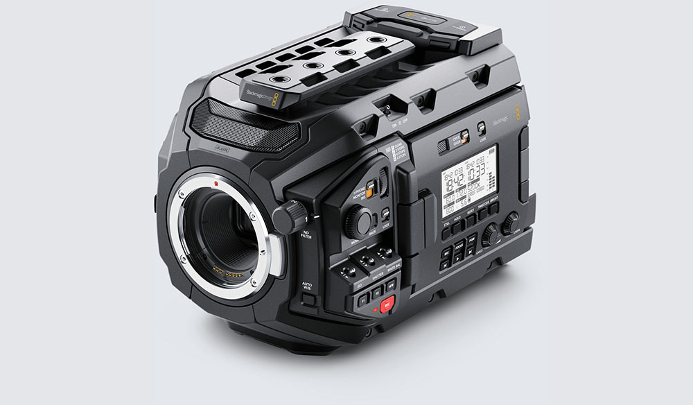 7 Reasons Why You Should Be Using Blackmagic's URSA Mini Pro 4.6k Camera
