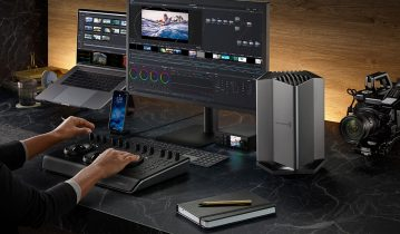 Breaking News: Blackmagic Announces Blackmagic eGPU