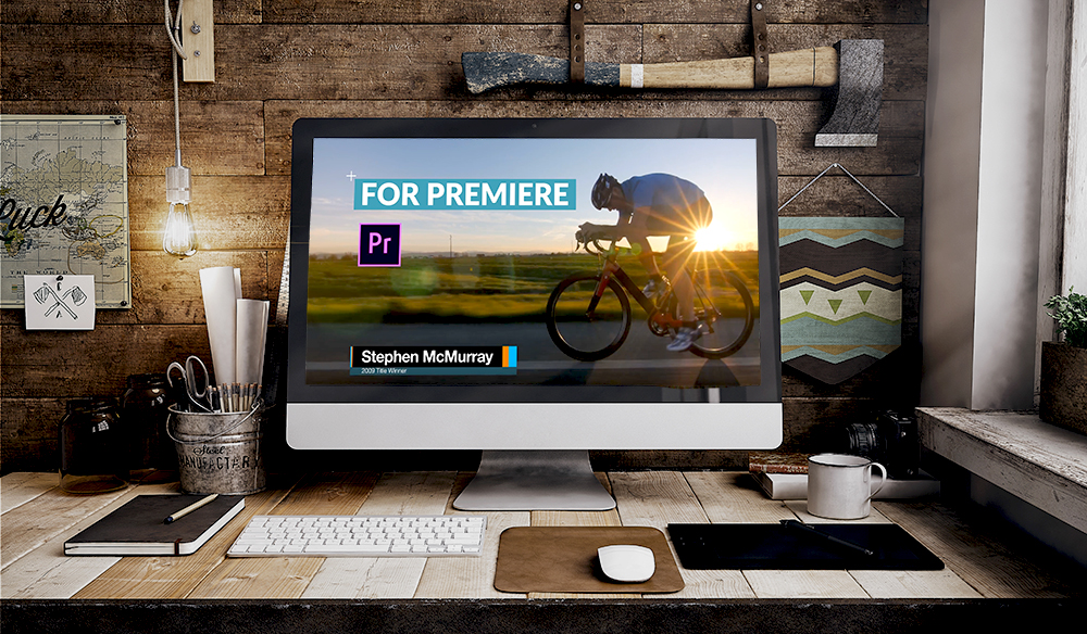 15 FREE Lower Thirds for Your Next Project in Premiere Pro