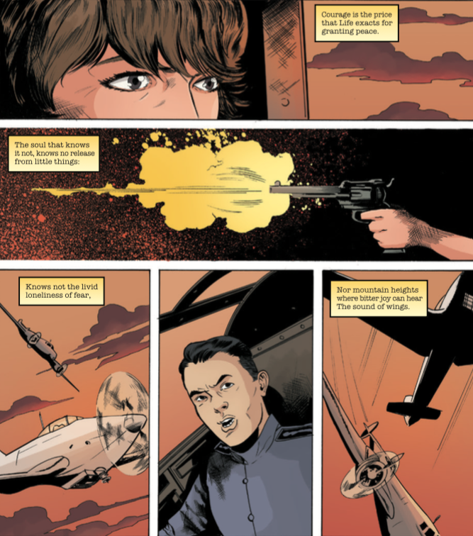 Interview: Animated Advice from Films to Comics with David Avallone — Doc Savage