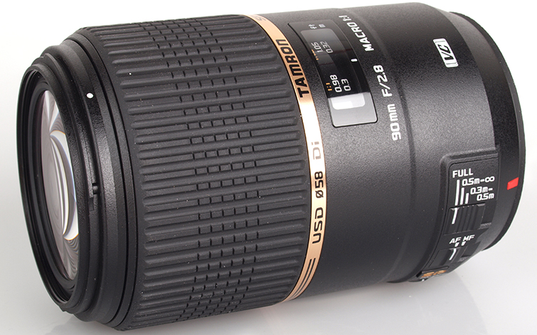 Buyer's Guide: The Best Macro Lenses on the Market — Tamron 90mm