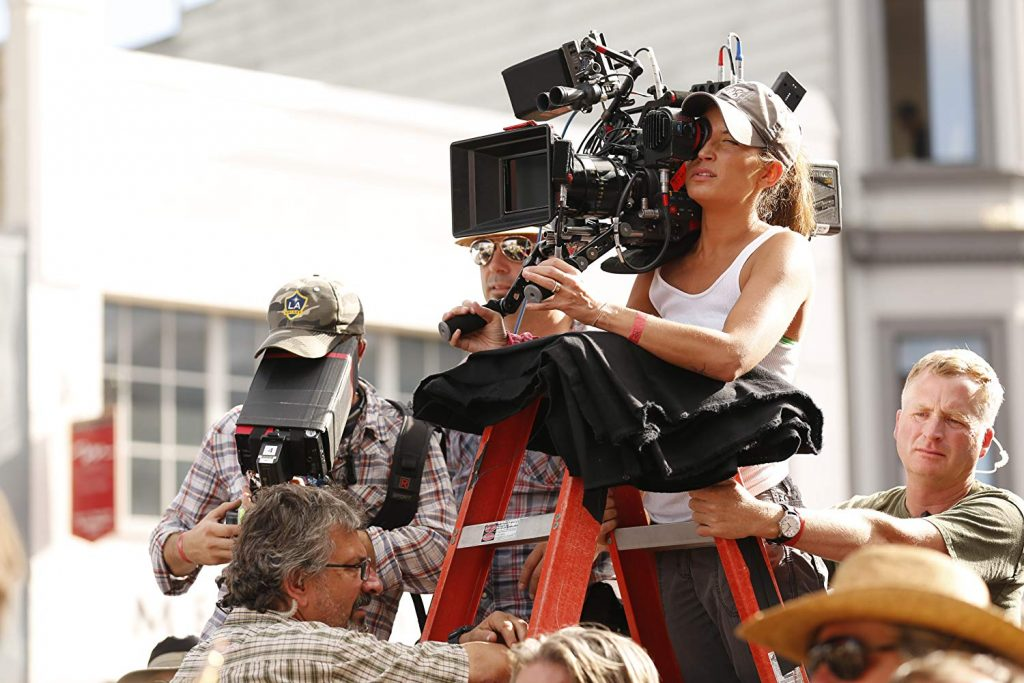 Is Being the Director and the DP Your Best or Worst Decision? — Reed Morano