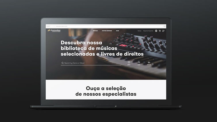 PremiumBeat Is Now Available in 21 Languages — Portuguese