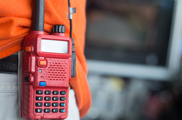 The Digital Imaging Technician's Tool Kit — Gear for the Job — Radios