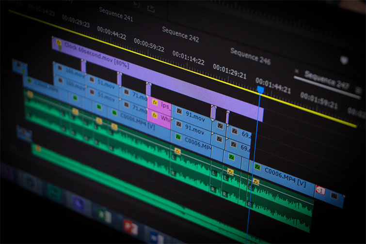 How to Export a 90-Minute Feature Film in Premiere Pro — Sequence by Sequence