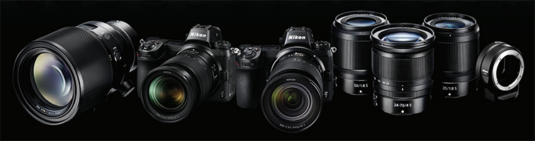 Nikon Releases Their First Full-Frame Mirrorless Camera — Nikon