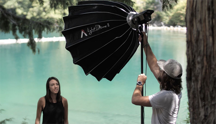 Breaking: Aputure Releases Their New Line of Light-Shaping Accessories — Light Dome II