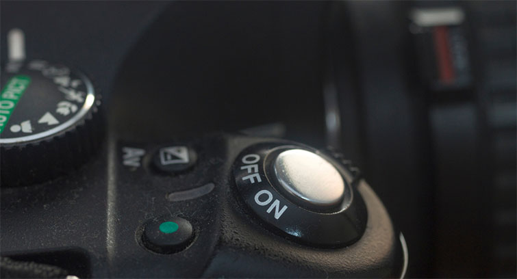 Production Tip: How You Can Prevent Corrupted Footage — Power Button