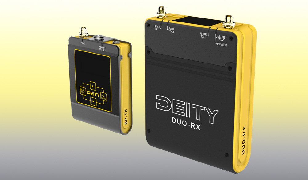 Breaking: Deity Releases Their New Wireless Mic System