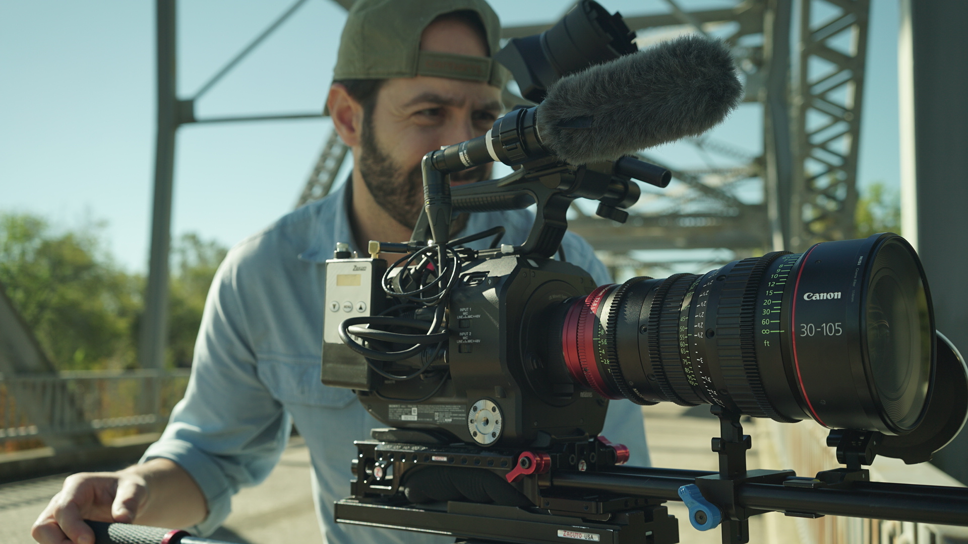 Interview: Daniel Levin, DP of Rest in Power: The Trayvon Martin Story — Create a Dialogue