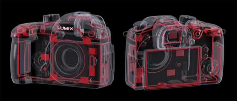 Panasonic Unveils Their New Mirrorless L-Mount Cameras — Panasonic Lumix S1