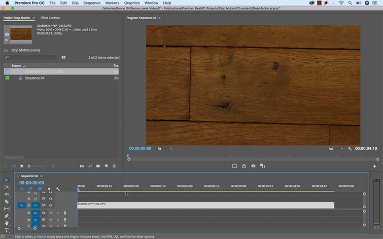 Video tutorial: How to start creating Stop-Motion video - Stop Motion editing