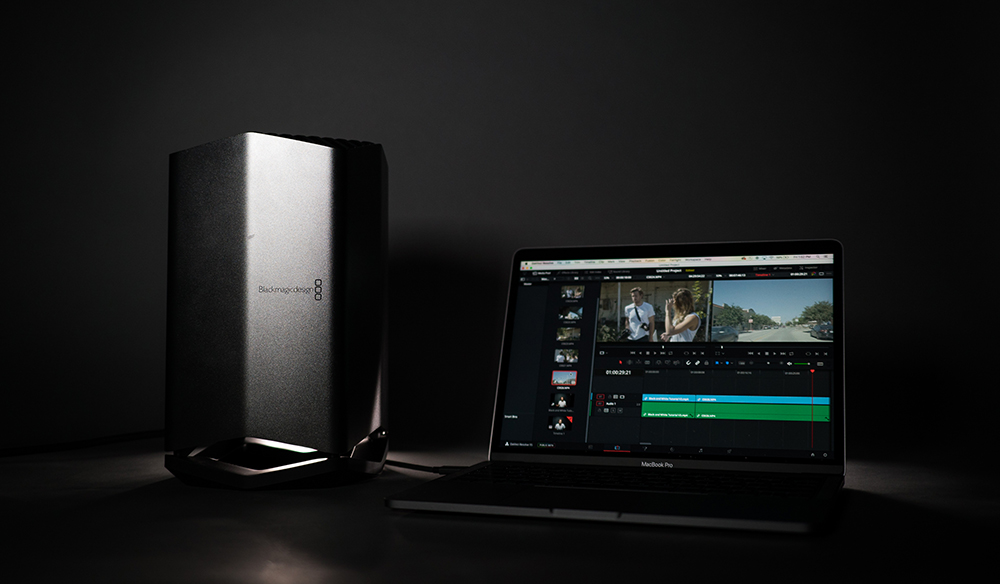 The Blackmagic eGPU: The Graphics Upgrade Your Mac Needs