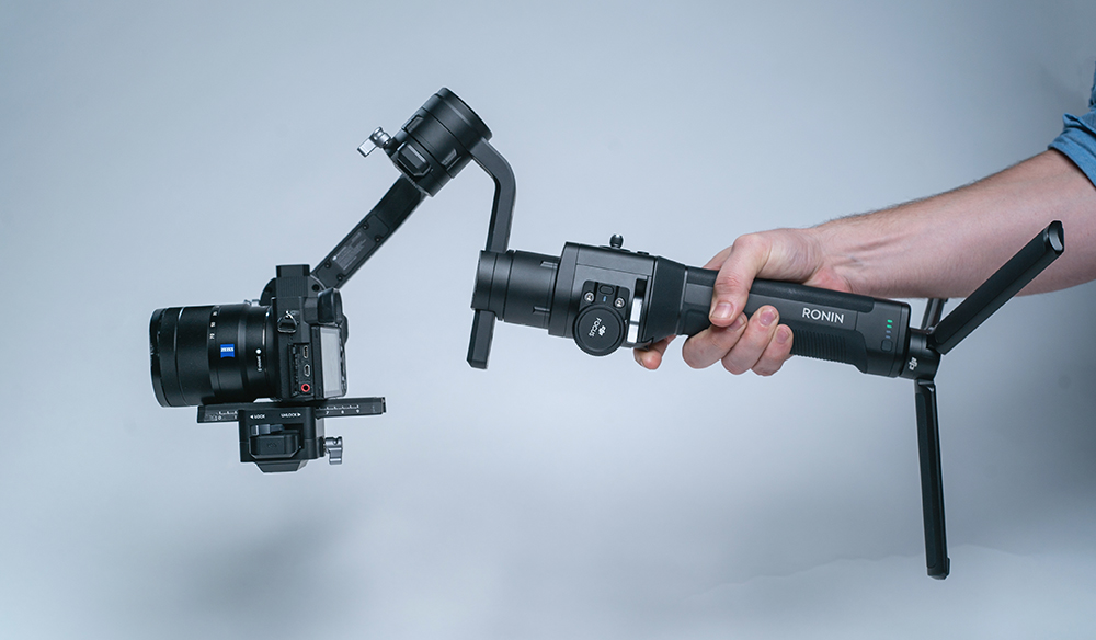 Hands-On Gear Review: The Versatile DJI Ronin-S Gimbal