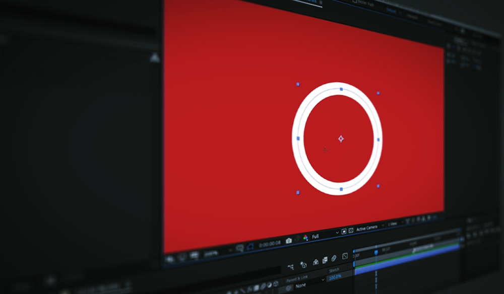 How to Create an Animated Circle Burst in Adobe After Effects