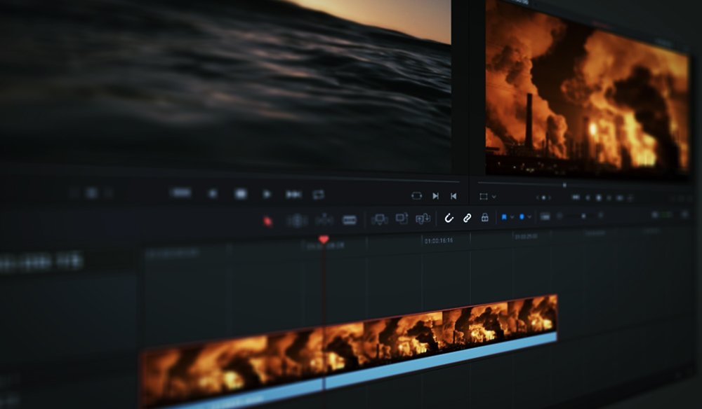 DaVinci Resolve 15 Video Crash Course — The Edit Page