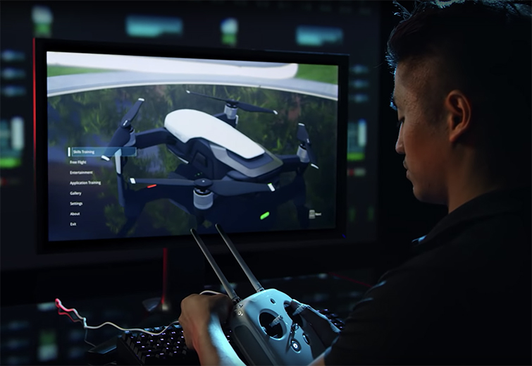 Learn to Not Crash Your New Drone: The DJI Flight Simulator — Fly Your Drone at Home