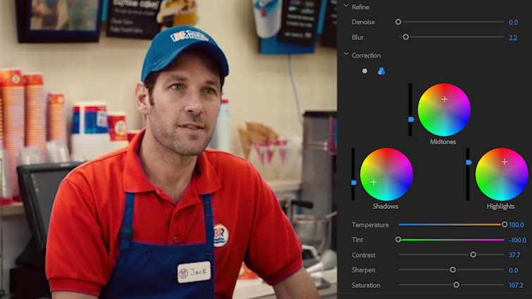 Improve Your Masks with Hue, Saturation, and Luminance Qualifiers — Color Wheels