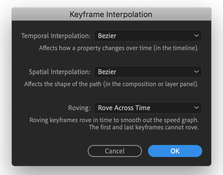 Video Tutorial: How to Fine-Tune Keyframes in Adobe After Effects — Change Interpolation