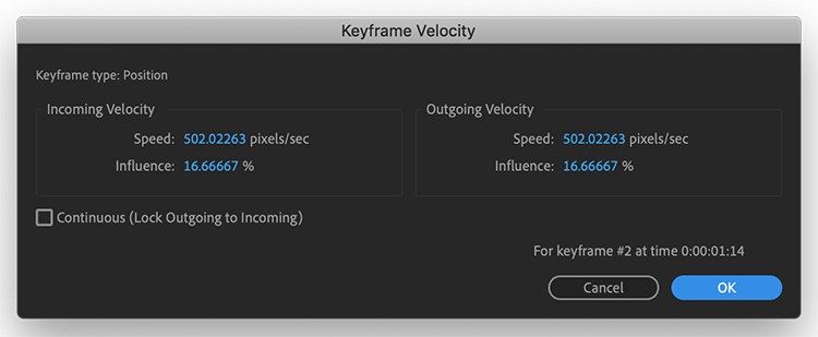 Video Tutorial: How to Fine-Tune Keyframes in Adobe After Effects — Modify Speed