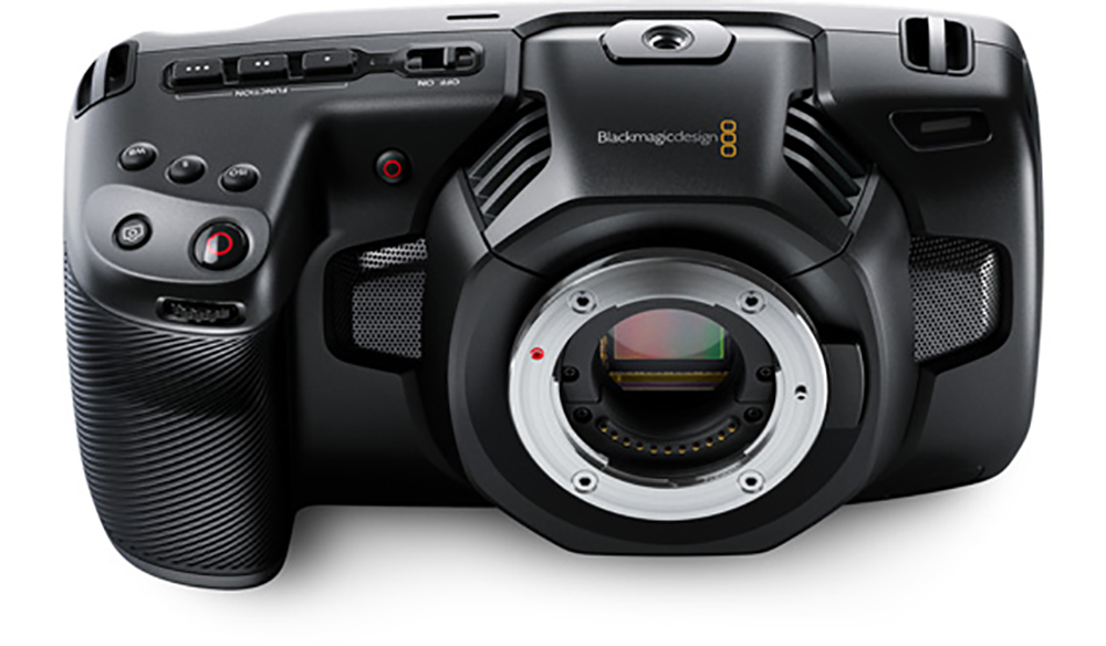 Hands-On Review: The Blackmagic Pocket Cinema Camera 4K