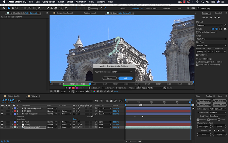 Video Tutorial: Create a Callout Graphic in Adobe After Effects