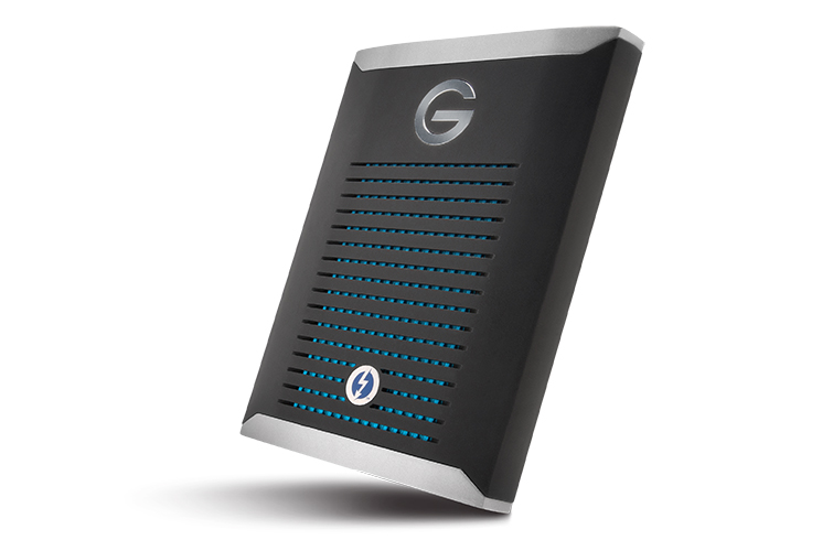 Hands-On Review: G-Technology's G-Drive Mobile Pro SSD