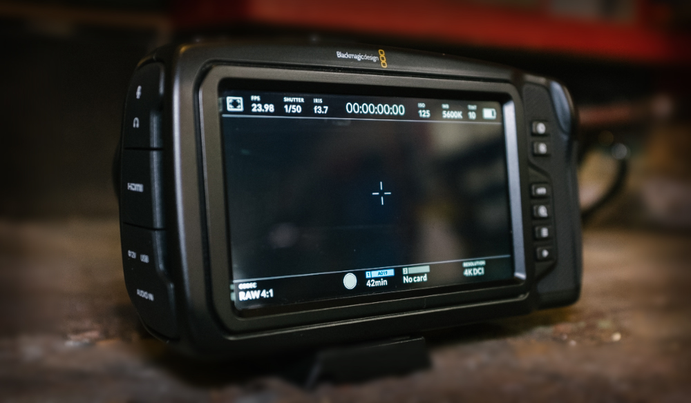 New Filmmaker Tips For Using The Blackmagic Pocket Cinema Camera 4K