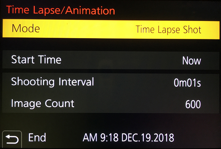 Video Tutorial: Improving Your Time-lapse Workflow for the GH5 — Time Lapse/Animation