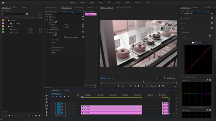 Isolando canais de imagem para trabalhar com Chroma e Luma no Premiere - separando canais de croma