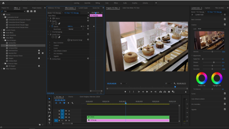Isolating Image Channels to Work with Chroma and Luma in Premiere — Sharpen Footage