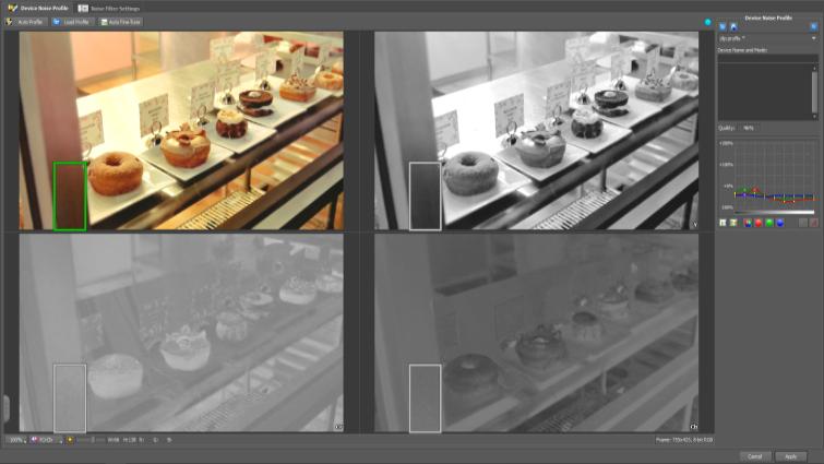 Isolando Canais de Imagem para Trabalhar com Chroma e Luma no Premiere - Redução de Ruído