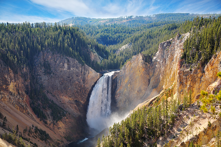 Download Dozens of Free Sound Effects from Yellowstone National Park — Yellowstone