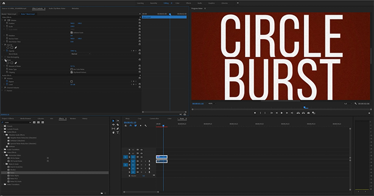 Roundup: 5 Awesome Editing Effects in Adobe Premiere Pro