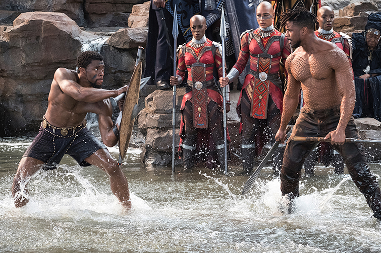 Set Photographer Matt Kennedy on Shooting for Marvel and More — Black Panther
