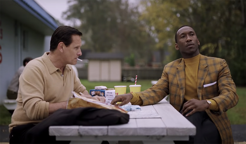 The Editor of Green Book Offers Insight into the Art of Balance