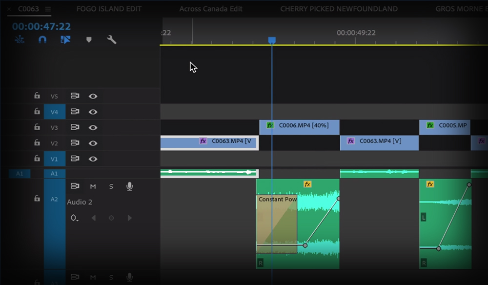 The Audio Ramp-Up: The Best Transition You Should Be Using