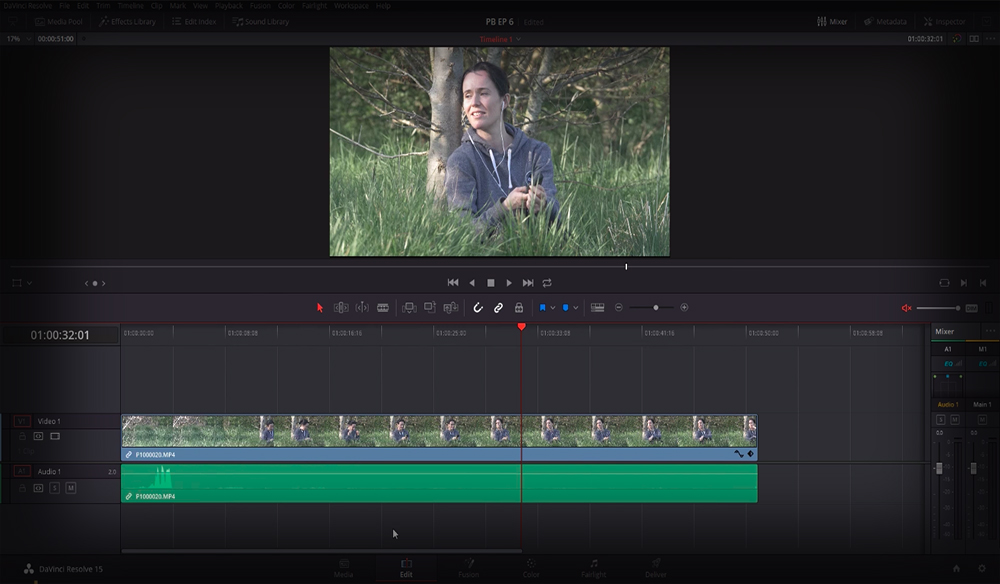 DaVinci Resolve 15 Video Crash Course — Basic Settings