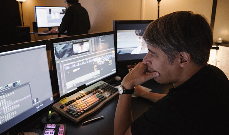 Tom Cross on Editing First Man and Working with IMAX Footage — Cross Editing