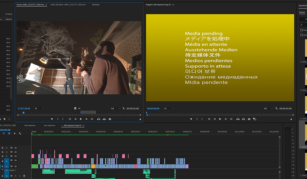 How to Easily Fix Media Pending Error (After Render) in Adobe Premiere Pro