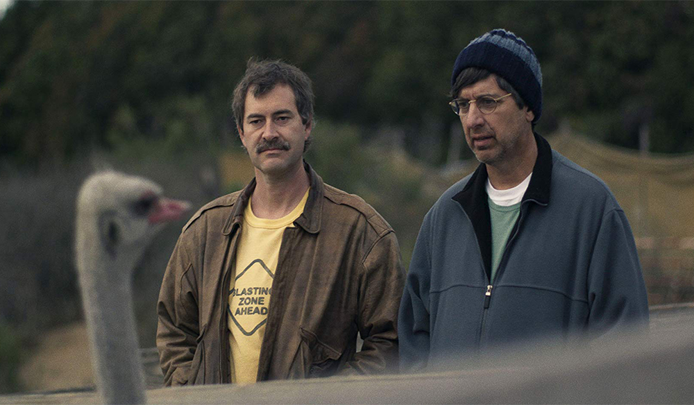 In Sundance Movie Paddleton, Limited Space and Time Yield A Genuine Bromance