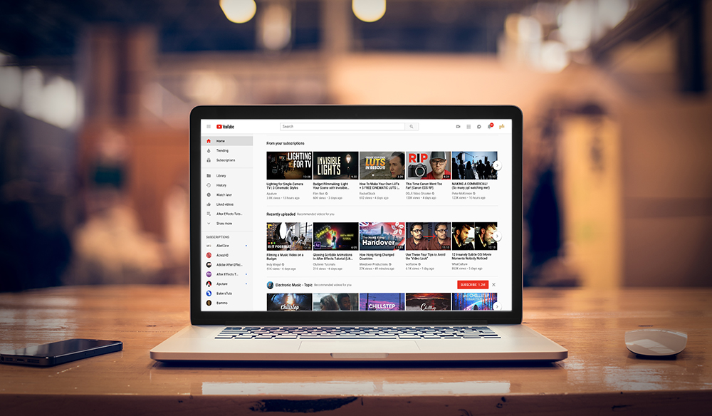 11 YouTube Channels Every Filmmaker Should Follow in 2019