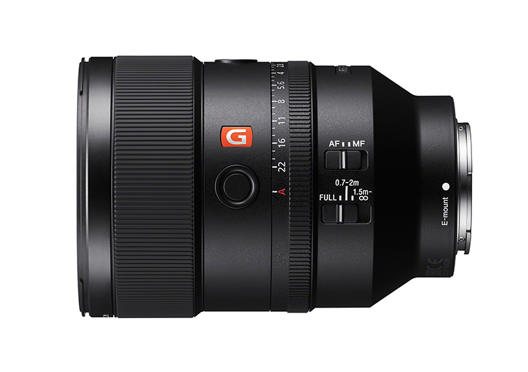 Sony Announces a New 135mm G Master Lens at F1.8 — Bokeh and Auto-Focus
